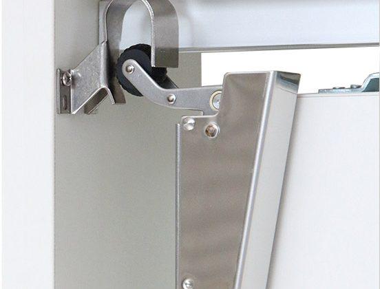 Introductie DICTATOR deuropvanger type 1700 voor schuifdeuren
