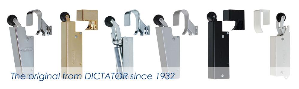 Door dampers - the original from DICTATOR since 1932