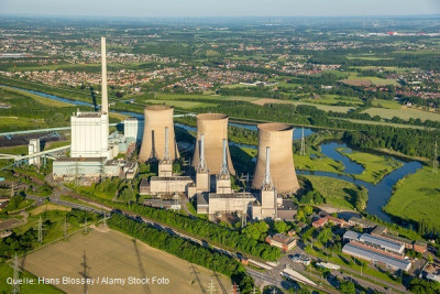 Energiecentrale RWE Gersteinwerk