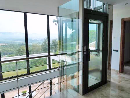 Home lift DHM 500