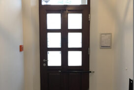 De poortsluiter DIREKT kan ook gebruikt worden voor ingangsdeuren